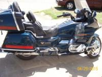 1994 honda gold wing aspencade1500cc in mint condition