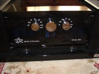 ASR Emitter II Blue Exclusive 2006 Amp SPECIFICATIONS