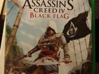 Assassins Creed IV Black Flag great almost brand new