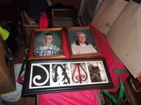 Assorted Artwork, and frames Many items to choose