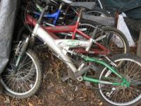 ASSORTED BICYCLES... GREAT PRICES.. SUMMER IS HERE, GET