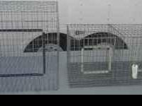 Custom built fish traps/turtle traps Custom built