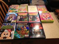 Assorted Childrens' DVD's. Excellent condition, simply