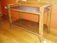 NEW LOWER PRICES EXPIRE SOON. TV or serving cart $4.00