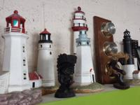 We happen to have a variety of Assorted Lighthouses and
