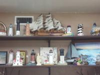 We have an assortment of Assorted Lighthouses and