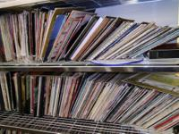 Assorted Records for sale.  Unfortunately, we cannot
