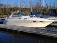 Description 1997 33' Sea Ray Sundancer -- Bristol