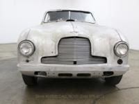 1952 Aston Martin DB2 Vantage Coupe1952 Aston Martin