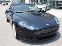FLORIDA'S PREMIER ASTON MARTIN DEALERSHIP PRESENTS THIS