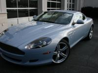 This is a Aston Martin, DB9 for sale by Miller