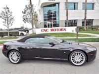 SERVICED AT ASTON MARTIN IN LAS VEGAS AT 9,089 MILES ON