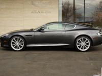 Park Place Aston Martin, the Northwest's Exclusive