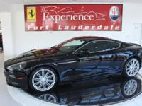 This is a Aston Martin, DBS for sale by