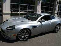 This is a Aston Martin, Vanquish S for sale by Miller