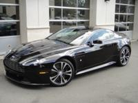 This is a Aston Martin, V12 Vantage for sale by Miller