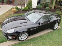 This 2005 Aston Martin Vanquish S 2dr S Coupe features