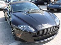 This 2011 Aston Martin Vantage N420 2dr CONV