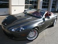 This is a Aston Martin, DB9 Volante for sale by Miller