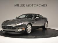 This is a Aston Martin Vanquish S for sale by Miller