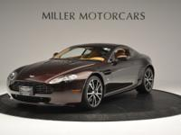 This is a Aston Martin, V8 Vantage for sale by Miller