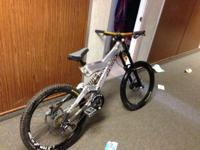 I have for a newer big Astrix havoc downhill bike that