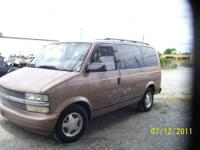 1995 AStro Van, 247K, strong 4.3 V6 motor, at, ps, pb,