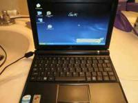 ASUS 10.1 NET BOOK COMPUTER HAS WINDOWS XP AND WEB CAM
