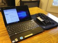 This netbook is in excellent working order, perfect for