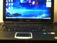 Hi, I'm looking to sell my ASUS G60Vx gaming laptop for