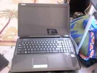 This laptop is in good condition no cracks or no