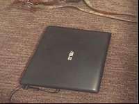 Barely used asus laptop. It's a touch screen and come