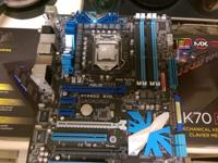 I am selling my old motherboard with the CPU still