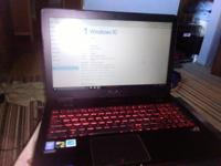 I have a laptop for sale in excellent condition I got