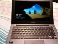 I'm selling an Asus Taichi i7 ultrabook that is a