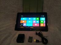 Asus TF600T Windows8 Tablet with an Nvidia Tegra3 Quad