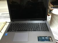 "ASUS X550L Laptop Computer 15.5"" DisplayWindows 8"