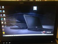 "Asus Republic of Gamers Laptop G53SX-AH71. -15.6"". -"