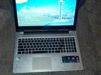 I have a really nice condition Asus V550C that I don't