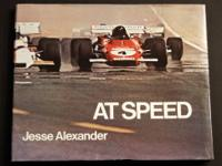 AT SPEED (1972, 158 pages) is considered one of
