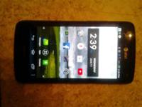 AT&T android cellphone, Good working condition. If