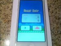 AT&T Apple apple iphone 5 32GB! White & Silver!