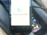 I have an AT&T ascend 2. Great condition. Android.