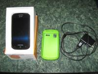 I have an AT&T Samsung Focus I917 Windows 7 Phone for