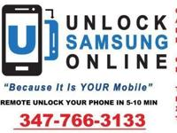 SAMSUNG S6 / S5 / NOTE 4 IMEI FIX / UNBLOCK / UNLOCK /