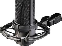 A versatile pro-audio cardioid classic. The