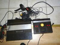 have a used Atari 4 port 5200 with 6 joy sticks 2