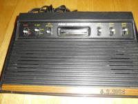 Atari console simply the console $25-35 depending upon