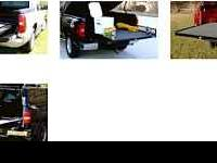 ATC Pull Out Truck Bed System - Great for bed covers or