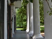 One of the great Greek Revival houses of Mississippi